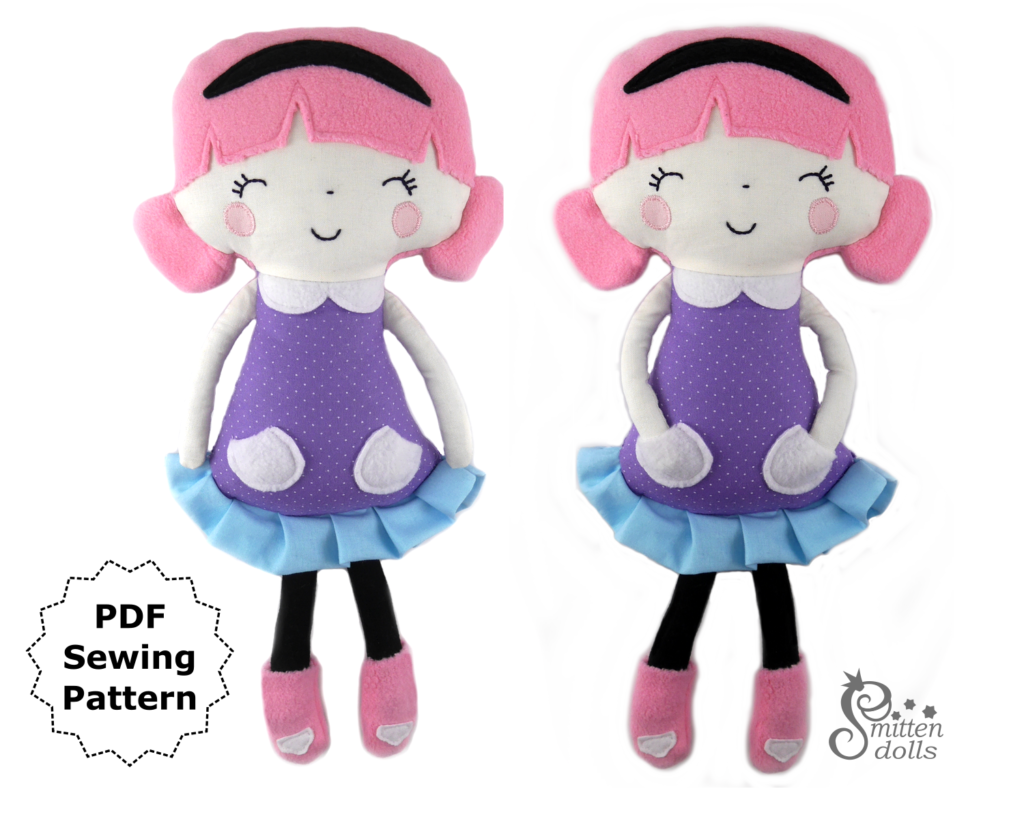 Easy Girl Doll front view