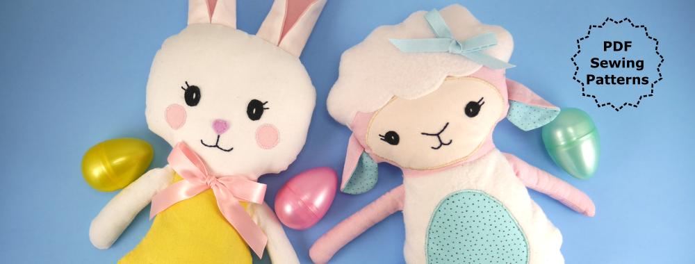 Bunny and Lamb Patterns